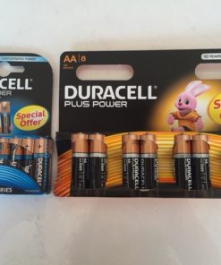 Duracell Batterijen in Blister 2