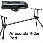 Anaconda Rider Rod Pod