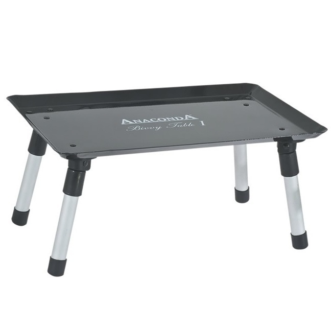 Table de camping pour la carpe