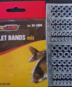 pellets bands in de mix