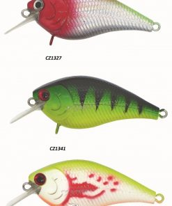 Predator-Z Perch Crank 7cm 8,9g Wobbler