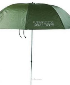 Umbrella Green FG PVC, karper Paraplu