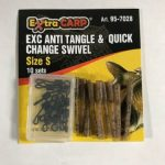 anti tangle sleeve camouflage