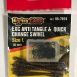 anti tangle sleeve Quick Channge L