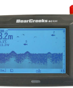 BearCreeks Black and White Fishfinder