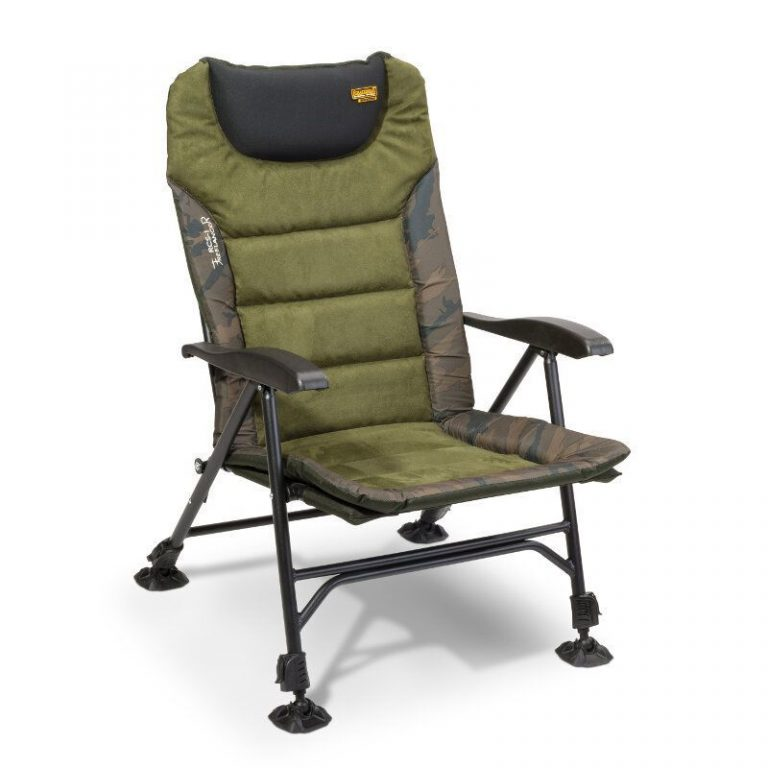 Anaconda Freelancer Recliner Carp Seat-1