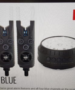 Sonic Gizmo Blue set Beetmelders 3+1 + Bivvy Light