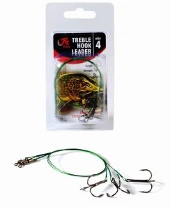 Filfishing Treble Hook Leader